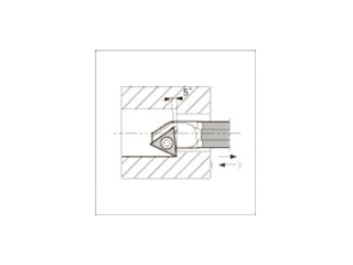 KYOCERA/京セラ 内径加工用ホルダ C06J-STZBR06-085