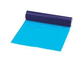 TRUSCO/トラスコ中山 表面保護テープ 環境対応タイプ ブルー 幅500mmX長さ100m TSPW-55B