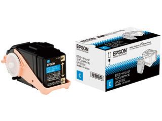 EPSON/エプソン LP-S6160用 トナーカートリッジ/シアン/Mサイズ(印刷可能ページ:約3700ページ) LPC3T35C