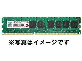 トランセンド・ジャパン 4GB DDR3 1866 ECC-DIMM 2Rx8 TS512MLK72V8N 納期にお時間がかかる場合があります
