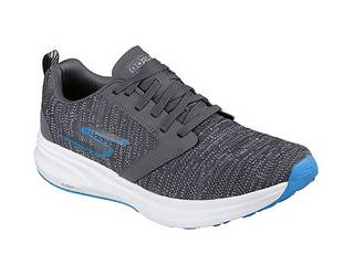 SKECHERS/スケッチャーズ GO RUN RIDE 7 (CCBL)CHARCOAL/BLUE/27cm