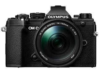 OLYMPUS/オリンパス OM-D E-M5 Mark III 14-150mm II レンズキット(ブラック) ミラーレス一眼 【お得なセットもあります!】【em5mk3】