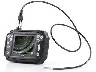 3R/スリーアールソリューション φ9.0mm工業用内視鏡 デュアル機能付き 3m 3R-VFIBER9030D