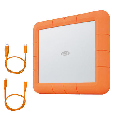 ELECOM/エレコム LaCie Rugged RAID Shuttle 8TB STHT8000800
