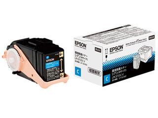 EPSON/エプソン LP-S6160用 環境推進トナー/シアン/Mサイズ(印刷可能ページ:約3700ページ) LPC3T35CV