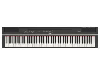 YAMAHA/ヤマハ P-125B(ブラック) 電子ピアノ【Pシリーズ】 【沖縄・九州地方・北海道・その他の離島は配送できません】 【配送時間指定不可】