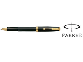 PARKER/パーカー 【SONNET/ソネット】マットブラックGT ローラーボール M 1950878