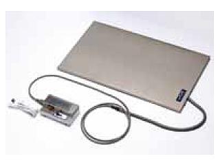 ピオニー 足温器(オールステンレス製)  SP-105B