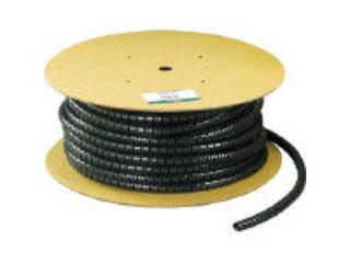 Panduit/パンドウイットコーポレーション 電線保護材 パンラップ 黒 PW50F-T20