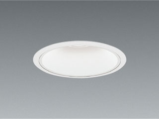 ENDO/遠藤照明 ERD6163W-P ベースダウンライト 白コーン 【超広角】【温白色】【PWM制御】【4000TYPE】