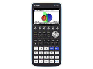 CASIO/カシオ計算機 電卓10桁 カラーグラフ関数電卓 FX-CG50-N