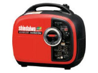 YAMABIKO/やまびこ 【代引不可】shindaiwa 防音型インバーター発電機 1.6kVA IEG1600MY