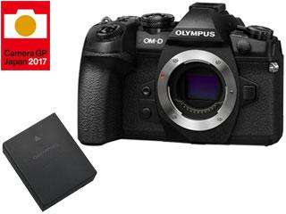 OLYMPUS/オリンパス OM-D E-M1 MarkII ボディー+BLH-1 リチウムイオン充電池セット 【em1mk2set】