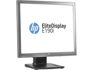 HP/エイチピー 18.9インチIPS液晶モニター EliteDisplay E190i E4U30AA#ABJ 単品購入のみ可(取引先倉庫からの出荷のため) クレジットカード決済 代金引換決済のみ