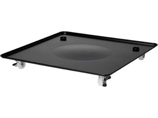 倉 暖房機を容易に移動できます 値引き SunPot サンポット サンポットキャリングテーブル LR-C2