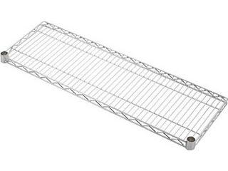 TRUSCO/トラスコ中山 【代引不可】ステンレス製メッシュラック用 ハーフ棚板 W1205XD270 SEH-43S