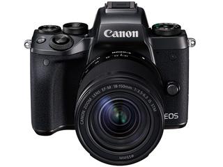 【お得なセットもあります】 CANON/キヤノン EOS M5・EF-M18-150 IS STMレンズキット 1279C024