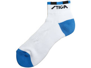 STIGA スティガ 卓球ソックス SOCKS L 百貨店 JP1 超激安特価 ブルー ソックス