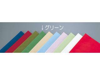 【代引不可】テーブルクロス オリビア 100角/グリーン(50枚入)