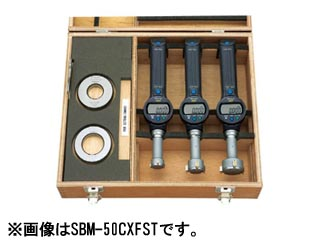 Mitutoyo/ミツトヨ 568-956 ABSボアマチック フルセット SBM-25CXFST
