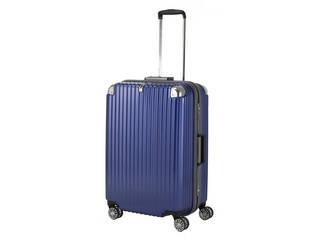 TSAロック ツインキャスター 約75L Mサイズ 大容量 旅行 スーツケース KYOWA/協和 TLストリークフレームM