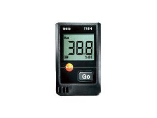 testo/テストー ミニ温湿度データロガ TESTO174H