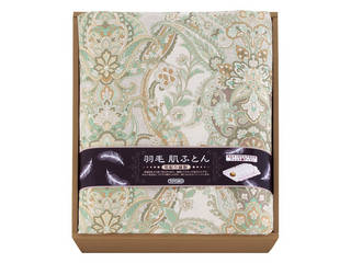 羽毛肌ふとん(気配り縫製) 6518