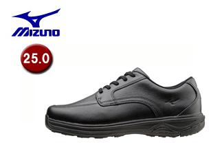 mizuno/ミズノ 5KF320-09 NR320 ウォーキングシューズ メンズ 【25.0】 (ブラック)