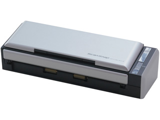 FUJITSU/富士通(PFU) ScanSnap スキャンスナップ S1300i A4サイズ対応 両面読み取り FI-S1300B