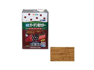 ASAHIPEN/アサヒペン 水性 ガーデン用カラー 14L (オーク)