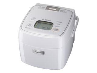 MITSUBISHI/三菱 NJ-SEA06-W [ピュアホワイト] IH炊飯器 備長炭 炭炊釜【3.5合炊き】