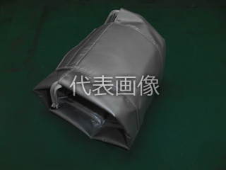 Matex/ジャパンマテックス 【MacThermoCover】フランジ 断熱ジャケット(ガラスニードルマット 25t) 5K-40A