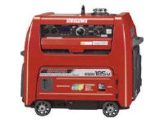 【組立・輸送等の都合で納期に1週間以上かかります】 YAMABIKO/やまびこ 【代引不可】shindaiwa エンジン溶接機・兼発電機185Aインバータ発電 EGW185M-I