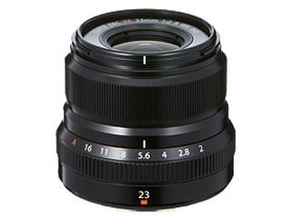 FUJIFILM/フジフイルム XF23mmF2 R WR B(ブラック) フジノンレンズ