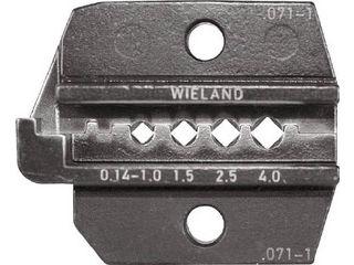RENNSTEIG/レンシュタイクヴェルクツォイゲ 圧着ダイス 624-071-1 Wieland 1.5-2. 624-071-1-3-0