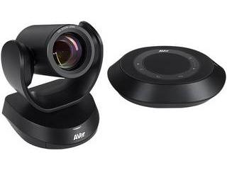 AVer Information 大規模会議室向け(7~24人) ミーティングカメラ Webカメラ オールインワンモデル VC520 Pro