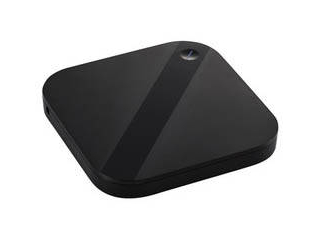 ELECOM/エレコム Portable Drive USB3.0 1TB Black/スマートフォン用外付けバックアップハードディスク ELP-SHU010UBK