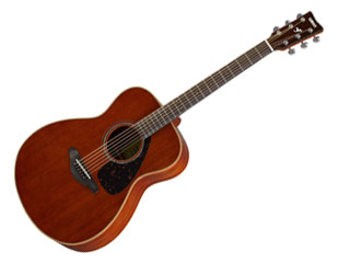 YAMAHA/ヤマハ FS-850 アコースティックギター 【FS850】 【YMHAG】【YMHFS】【ソフトケース付き】[【RPS160415】