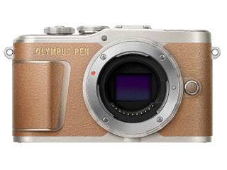 OLYMPUS/オリンパス PEN E-PL9 ボディー(ブラウン) 小型・軽量ミラーレス一眼カメラ