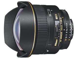 Nikon/ニコン AF Nikkor ED 14mm F2.8D 超広角レンズ