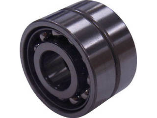 NTN アンギュラ玉軸受(背面組合せ)内径65mm外径140mm幅66mm 7313DB