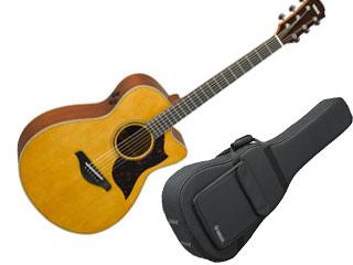 YAMAHA/ヤマハ AC3M ARE (VN/ヴィンテージナチュラル) 【エレアコギター】【ケースセット!】【Aシリーズ】 【沖縄・九州地方・北海道・その他の離島は配送できません】 【配送時間指定不可】