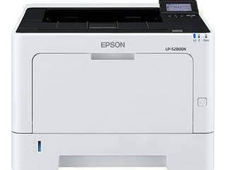 EPSON/エプソン A4モノクロページプリンター/35PPM/LCDパネル搭載/両面印刷/ネットワーク/耐久性20万ページ LP-S280DN