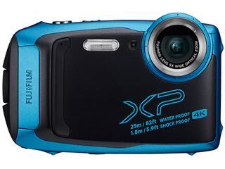 FUJIFILM/フジフイルム F FX-XP140SB(スカイブルー) デジタルカメラ FinePix XP140 ファインピックス