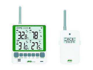 A&D/エー・アンド・デイ マルチチャンネルワイヤレス環境温湿度計 セット AD-5664SET