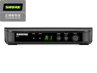 【nightsale】 SHURE/シュアー BLX4 BLXダイバーシティー受信機 【RPS160228】