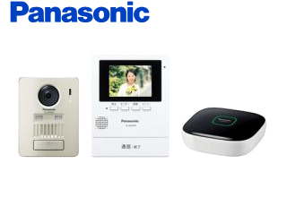 Panasonic/パナソニック VL-SGZ30K モニター壁掛け式ワイヤレステレビドアホンキット