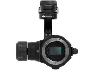 DJI 【代引不可】空撮専用M4/3カメラ Zenmuse X5 ジンバルおよびカメラ(レンズなし) CP.BX.000098