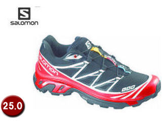 SALOMON/サロモン L35456400-B7392 S-LAB XT 6 SOFTGROUND 【25.0】 (BLACK/RACING RED/White)