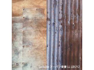 【納期にお時間がかかります】 Lastolite/ラストライト LL LB5712 アーバン背景 1.5 x 2.1m トタン波板/メタル壁